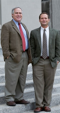 Mark I Bronson and Steven Bronson | Personal Injury Attorneys at Newman Bronson & Wallis St. Louis Missouri